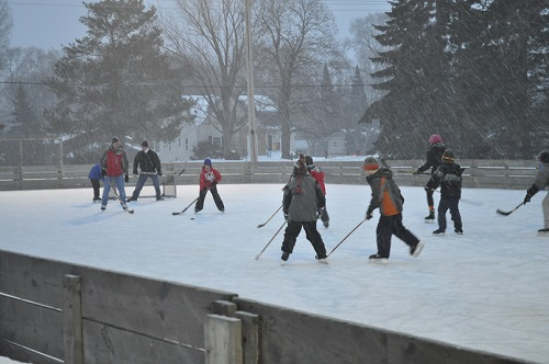 Outdoor Rinks