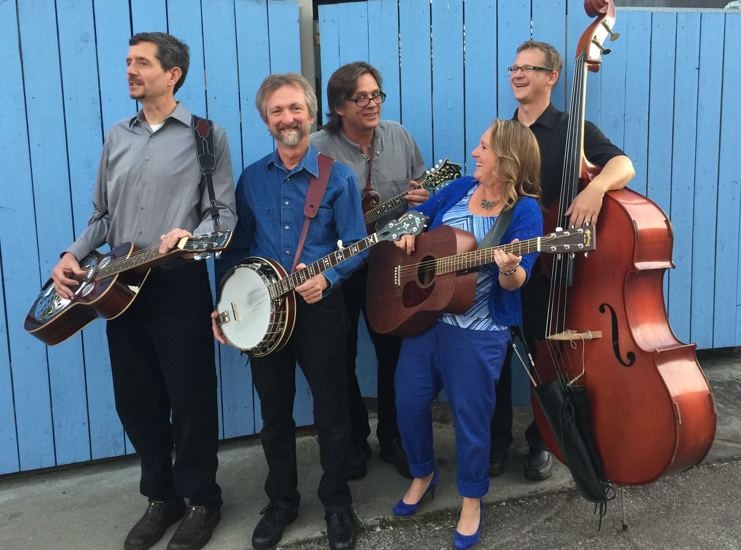 Blue Groove Bluegrass Band