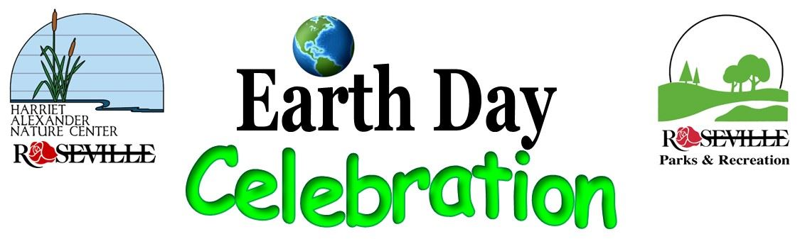 Earth Day Webpage Header