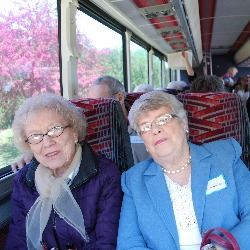 Adult Activities - bus trips