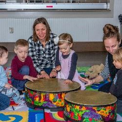 Preschool - music together